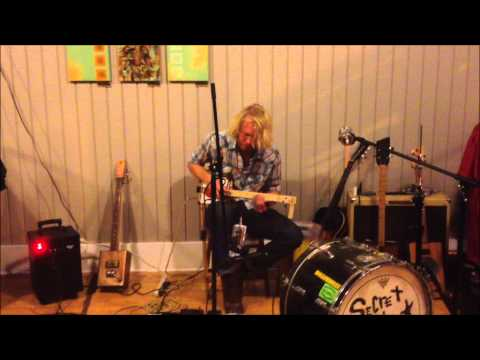 Reed Turchi - Recorded Live at the Handmade Music Extravaganza