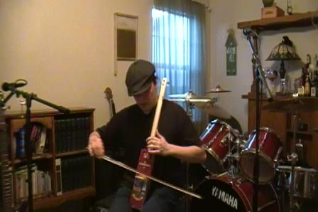 Lap Fiddle