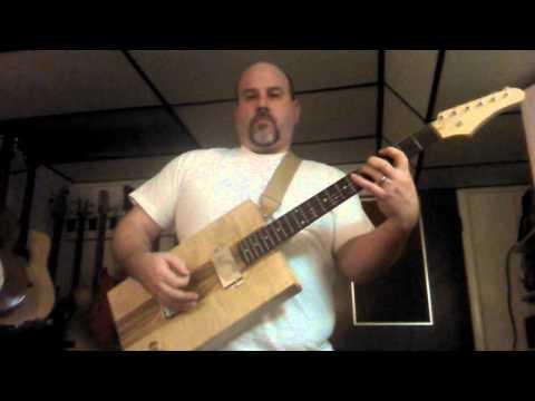 Melany joy beck's 6 string