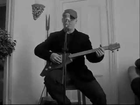 Stormy Monday T Bone Walker Cigar Box Guitar Cover by Leadfoot