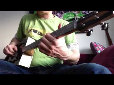 4 string Rockhill - Soon be Monday Blues