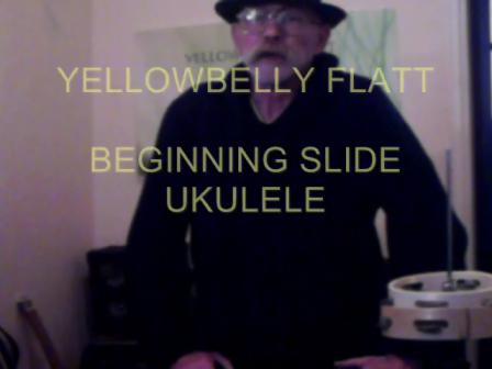 BEGINNING SLIDE UKULELE