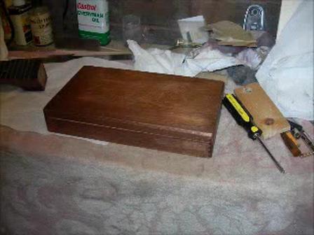 MY CIGAR BOX MANDOLIN BUILD.
