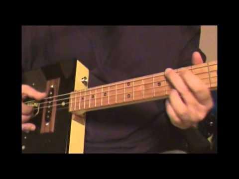 "Humidor Guitars-original tune-""Camacho"""