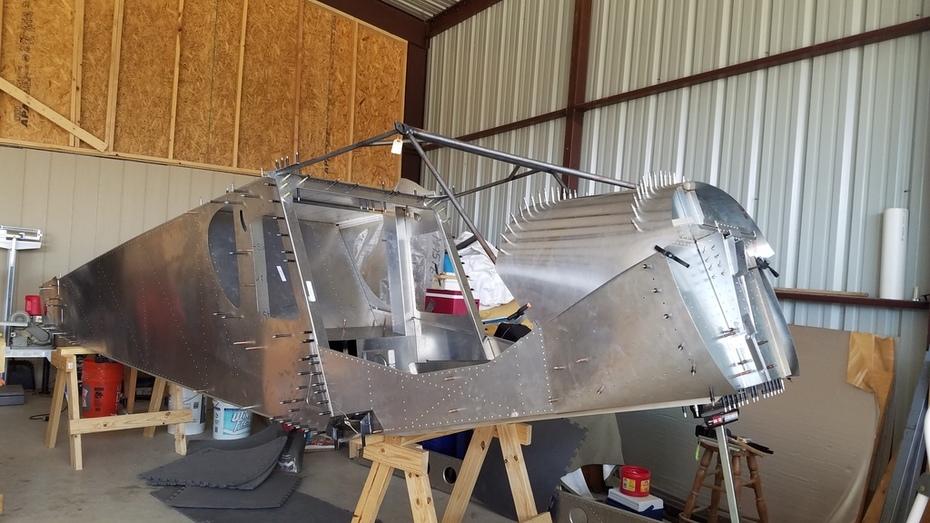 Cruzer fuselage