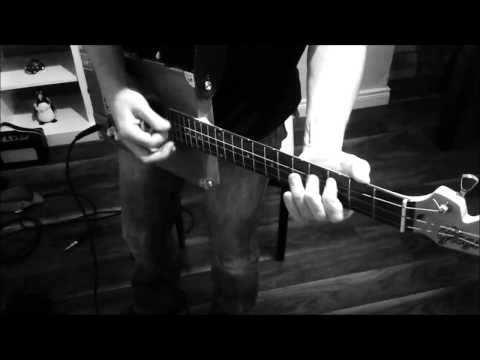 Gregster Cigar Box Guitar Just Playing 3