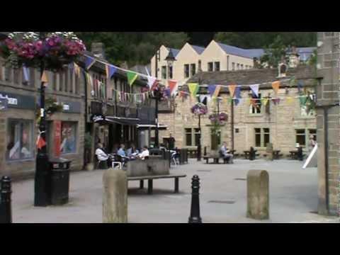 West Yorkshire Country Walk - Hebden Bridge-Calder Valley round