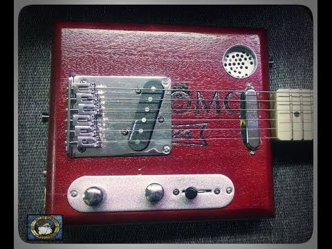 Blind Dawg Willie 6 String CBG Sound Check - By Scotty Shipps