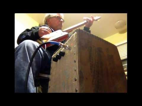 My home made cigar box guitar amp! #cigarboxguitar #cigarboxnation Feb 21, 2014