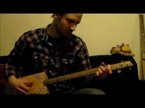 Original by Richey Kay - 3 string strummer (Dulcimer)