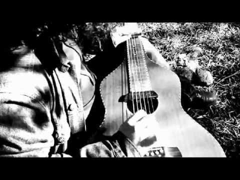 Roberto Diana - Deus Ti Salvet Maria (Sardinian Traditional with Weissenborn)