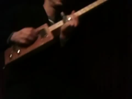 Bigler Cigar Box Guitar Demo