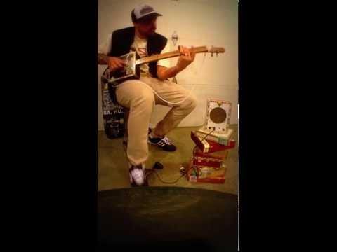 Garage blues - CW Bluesbox