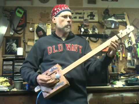 "Turkey Creek Swamp Box ""Goin' To Mississippi"""