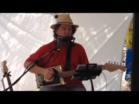 Doublewide Blues On Cigarbox Guitar- Owen Poteat