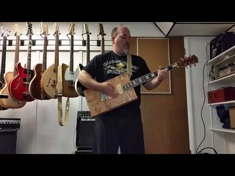 Box guitar for Ray