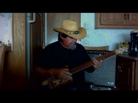 Cigarbox Blues Southern Style