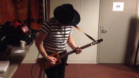 Aerosmith's Brad Whitford on a Katfish