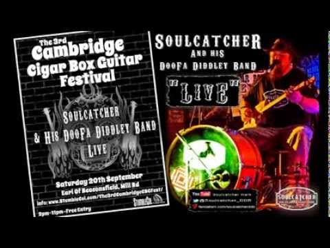 Soulcatcher_DDB - live at the 3rd cbgfest Cambridge 2014