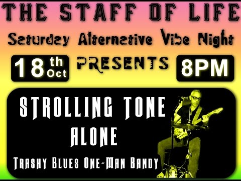Strolling Tone Live at The Staff of Life Doncaster