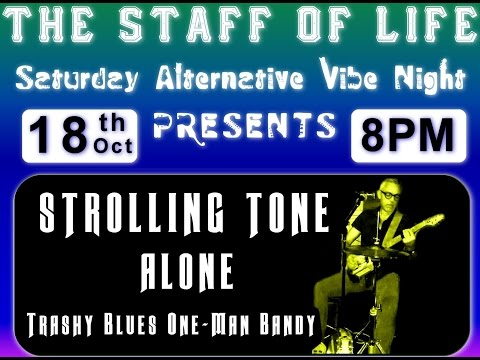 Strolling Tone Live at the Staff of Life Doncaster Part 2