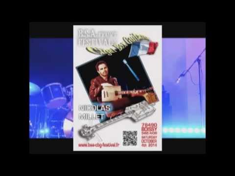 Personnal Jesus (Live au BSA cigar Box Festival 2014)