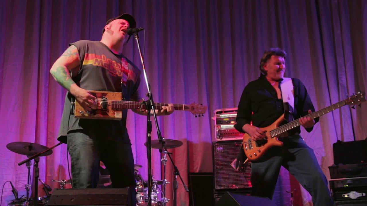 Mojo Perry LIVE at the Orpheum Theater - Twenty Dollar Bill