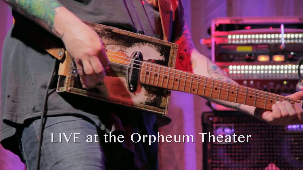 Are You Experienced? - Mojo Perry LIVE at the Orpheum Theater