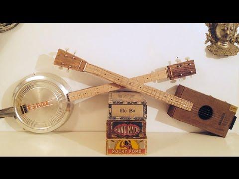 Got Questions About Building Cigar Box Guitars?