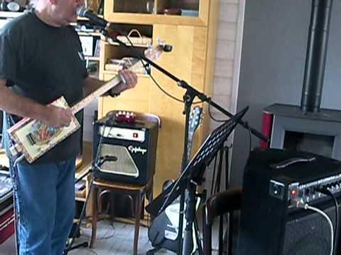 Rock with me tonight (cover) Joko Blues et sa Marcellus's CBG