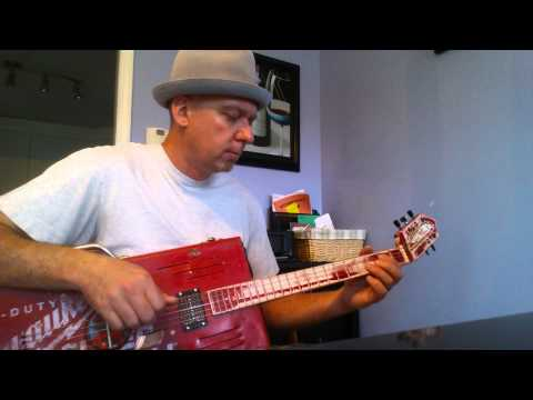 Blueshammer demo - Baby Please Don't Go