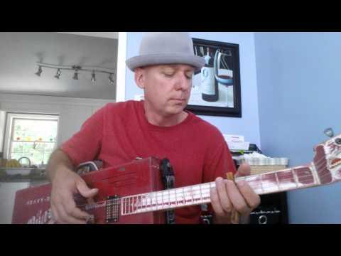 Nextdoor Neighbor Blues -  Cover Gary Clark Jr