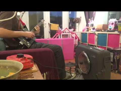 Bugs drum amp - Quick test 2