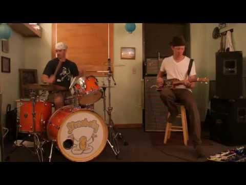 'Voodoo Blue'-Studio Jam-Stonebelly-MADDOG CBG's