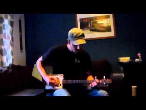 Karma Police (Radiohead) - 4 string acoustic CBG cover