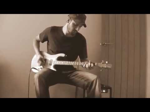 Into Each Life Some Rain Must Fall (The Ink Spots) - cover on 4 string electric guitar