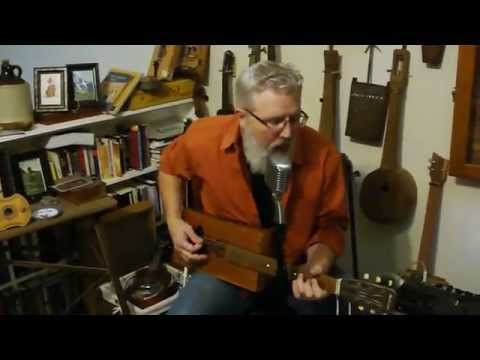 Lawdy Miss Clawdy - homemade instruments