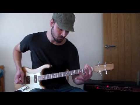 Istampitta (Paul Boyle) cover on 4 string guitar