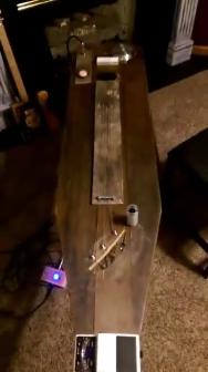 Ironing Board Steel Gitter