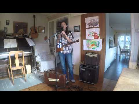 Winter Song - On 3 String Cigar Box Guitar