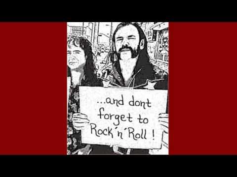 It's only rock n roll - RIP Lemmy