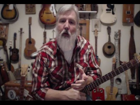 How to Play Hey Joe on the 3 string Guitar