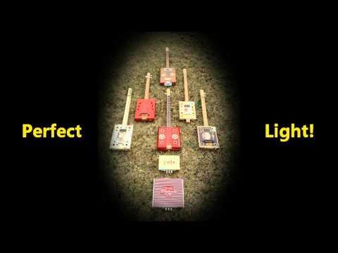 DENTON MUSIC Cigar-box Instruments - We 3 Strings