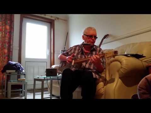 Radical Annie (on 4 string metal guitar)