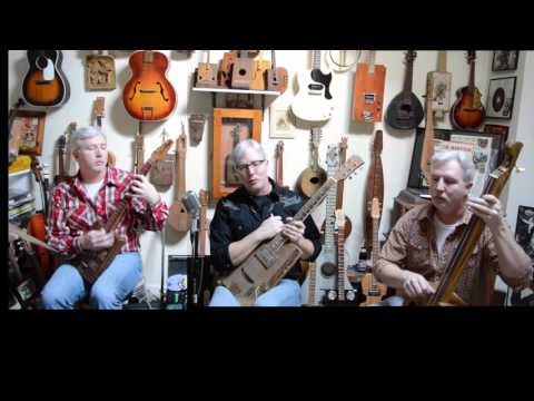 My Babe - all homemade instruments - The Atchison Trio