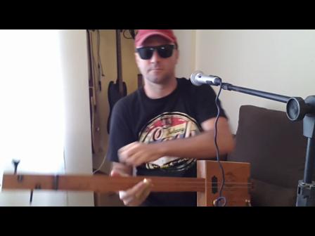 How to Party - Original Song on Cigar Box Bass