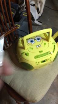 SpongeBob Amp