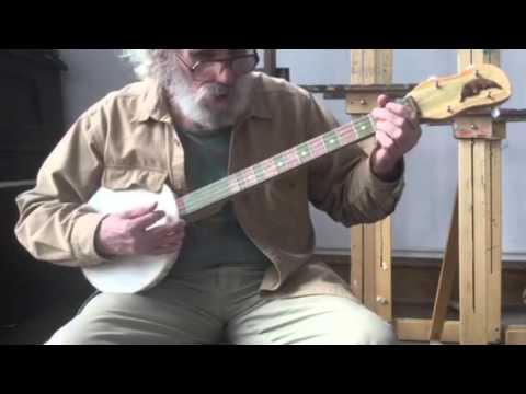 Bowl back banjo