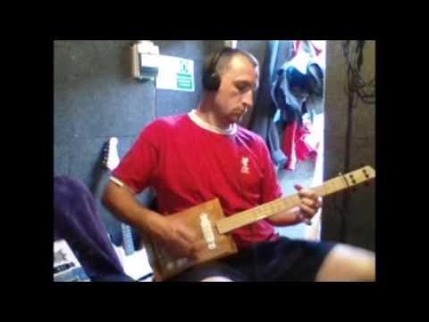 CARL ROBERT ASHTON - CIGAR BOX GUITAR - The Black Hill Song