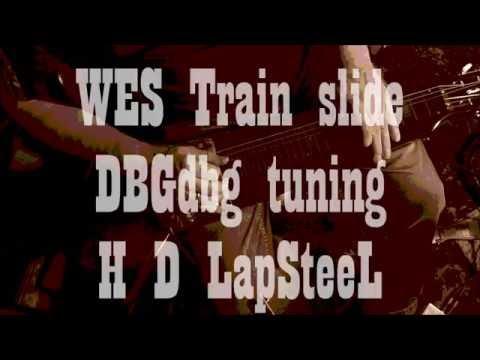 The WES Train Slide Short Version   A D Eker 2016